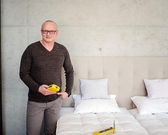 Baubiologe Berlin baubiologe rutengänger baldermann der gesunde schlaf