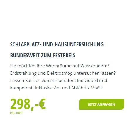 Schlafplatz Hausuntersuchung in 65183 Wiesbaden