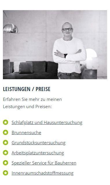 Schlafplatz Untersuchung in  Wiesbaden